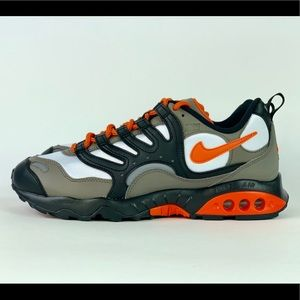 finest selection f853b ff890 Nike Shoes - Nike Air Terra Humara  18 Olive Gray Deep Orange